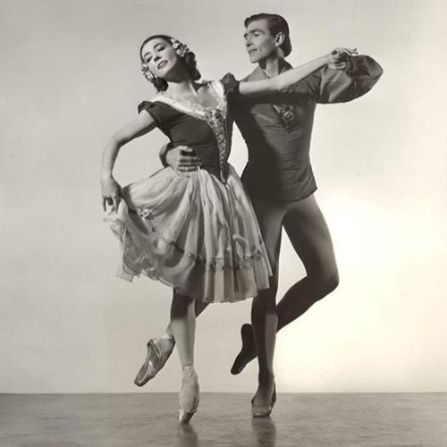 Pas de deux o Duetos - Danza Clásica