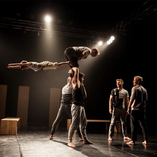 Grupos - Danza Contemporánea